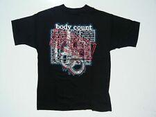Vintage Body Count Ice-T 1992 Cop Killer T-shirt Unisex Black S-234XL M382