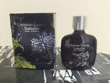 Christian Lacroix Tumulte Pour Homme 5ml Mini EDT Mens Aftershave Fragrance