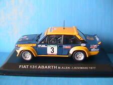 FIAT 131 ABARTH #3 ALEN KIVIMAKI RALLYE PORTUGAL 1977
