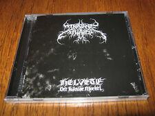 """THRONE OF KATARSIS """"Helvete..."""" CD  urgehal taake"""