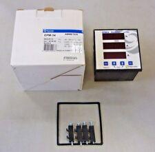Trumeter AC trifásica Amperímetro EPM-34