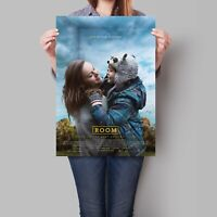Room Movie Poster 2019 Film Brie Larson A2 A3
