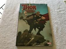 THOR HEAVEN & EARTH Hardback  Marvel  comic book