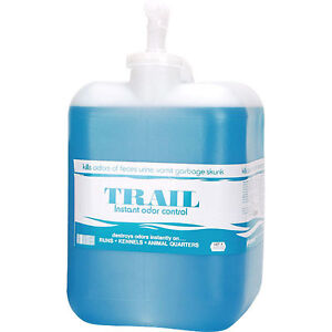 Instant Pet Odor Control Concentrate 5 Gallon Scented Cleanser For Dog Quarters
