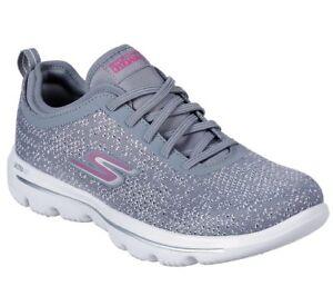 Skechers GoWalk Evolution Ultra - Mirable Trainers Womens Lightweight Shoe 15736