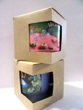 Disney Alice in Wonderland Cup Mug Cute Goods New Made in Japan 2 Pcs
