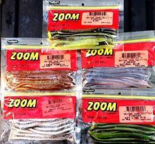 "Zoom ""Super Salt Plus"" Ol' Monster Soft Spayed Grass 10.5-inch Worm (9 pack)"