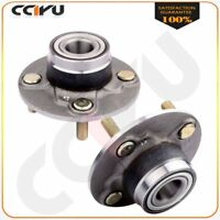 Pair : 2 Rear Wheel Hub Bearing Assembly New For Suzuki Esteem 95-02 Aerio 02-05