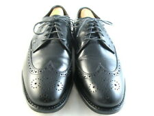 "Allen Edmonds ""MCGREGOR"" Oxfords 8.5 EEE Black  (93)"
