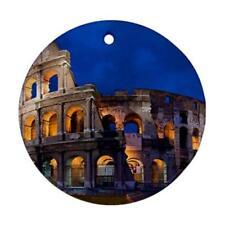 ROMAN COLOSSEUM ROME ITALY CHRISTMAS ORNAMENT COLISEUM FLAVIAN AMPHITHEATRE