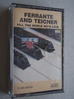 Ferrante And Teicher - Fill The World With Love Tape Cassette