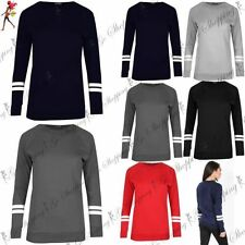 Unbranded Striped Plus Size Hoodies & Sweats for Women