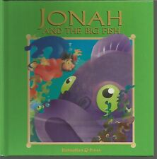 Jonah and The Big Fish Tess Fries/Cheryl Mendenhall HC 2000