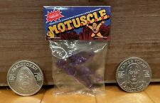 SDCC 2015 Super7 Masters of the Universe MOTUSCLE Skeletor Figure He-Man Tokens