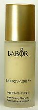 Babor Skinovage Intensifier Illuminating Serum 30ml(1oz) Brand New