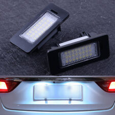 For Skoda Rapid 12+ Octavia Facelift 10+ Pair 24-LEDs Number License Plate Light