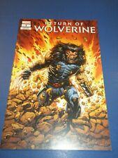 Return of Wolverine #1 Variant NM Gem Wow