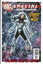 DC SPECIAL: THE RETURN OF DONNA TROY #2 (2005) 1ST PRINTING DC COMICS