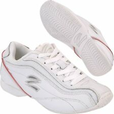 NEW ZEPHZ THUNDER YOUTH WHITE CHEERLEADING SHOE CH0015Y SIZE 2