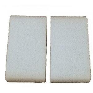 New Dawn Fluval U2 Aquarium Stage 1 COMPATIBLE Filter Foam Pads (2 Pack)