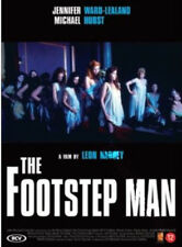 The Footstep Man NEW PAL Arthouse DVD Leon Narbey Michael Hurst New Zealand