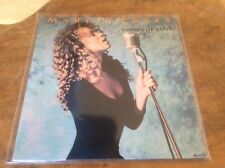 "Mariah Carey - Vision Of Love - 1990 Uk Original 7"" Vinyl Single P/S. Rare."
