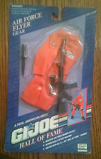 "1993 AIR FORCE FLYER GEAR OUTFIT 12"" G.I. JOE HALL OF FAME REAL AMERICAN HERO"
