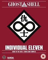 Ghost In The Shell Sac - Individuales Eleven Blu-Ray Nuevo Blu-Ray (MANGB8807)