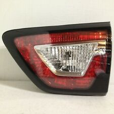 2013 2014 2015 2016 2017 Chevy Traverse Right Inner Trunk Tail Light OEM Shiny