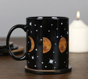 Pagan/Wiccan Moon Phases Ceramic Mug