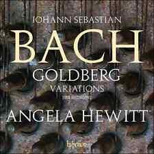 Bach: Goldberg Variations (Angela Hewitt, Hyperion Records, CDA68146)