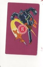 Swap Playing Cards 1 Japanese 60's GIGANTOR 'TV Series' Anime 3/4 Size A26