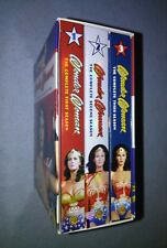 Wonder Woman - The Complete Collection (DVD, 11-Disc Box Set)