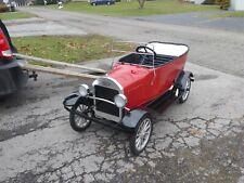 Vintage Go Kart Model T Shriners/Parade Car