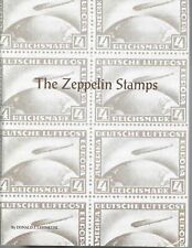 The Zeppelin Stamps, by Donald J. Lehmkuhl, Specialized Handbook