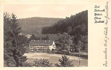 B92816 bad liebenzell deker s oberes badhotel hotel real photo germany