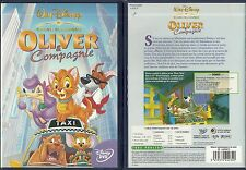 DVD - WALT DISNEY : OLIVER ET COMPAGNIE / COMME NEUF - LIKE NEW