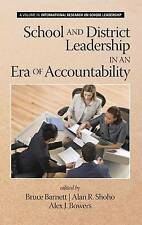 School and District Leadership in an Era of Accountability (Hc) (International R