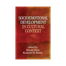 Socioemotional Development in Cultural Context by Xinyin Chen (editor), Kenne...