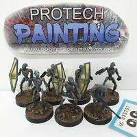 Star Wars Legion - BX - Series Droid Commandos - Painted - (99)