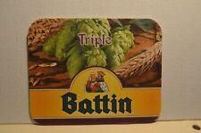 Sous-bocks - Triple Battin