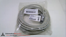 BRAD CONNECTIVITY DNDF19A-M100, CABLE, 10 METERS, MALE/FEMALE, 90 DEGR,  #223048