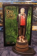 Bilbo Baggins Statue - RARE Sideshow Weta - Lord of the Rings / Hobbit - Tolkien