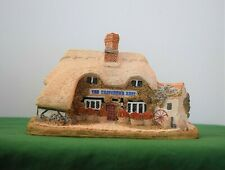 """Lilliput Lane """"Thatcher's Rest"""" Nos-In excellent condition, boxed. Signed piece."""