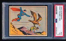 1940 Gum Inc. Superman FIGHT IN MID-AIR #43 PSA 5 - No Creases