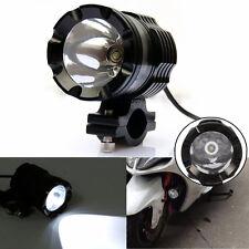 12V 30W Motorcycle Car Boat U3 LED Light Spot Driving Fog Lamp Headlight Bulb DI