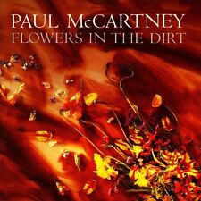 Flowers in the Dirt by Paul McCartney CD 1989 Capitol Records - Like New