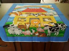 Noah's Ark 35x42 VIP Religious Animals Two By Two
