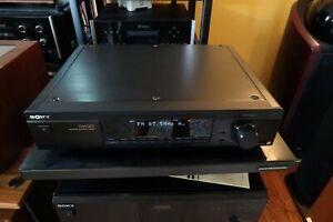Sony ST-SA50ES FM AM Tuner ES Made in Japan