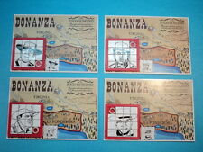 Bonanza * Cartwright Family * 4 Slide Puzzle Skill Games * Michael Landon Greene